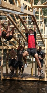 Monkey Bars at Tough Mudder Florida last December